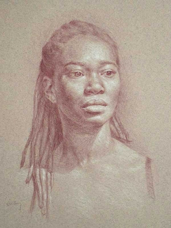Portrait Drawings